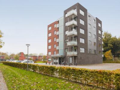 Hoofdfoto Appartement Lelystad Voorhof